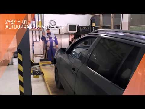 2487 H 01 autoopravár - mechanik