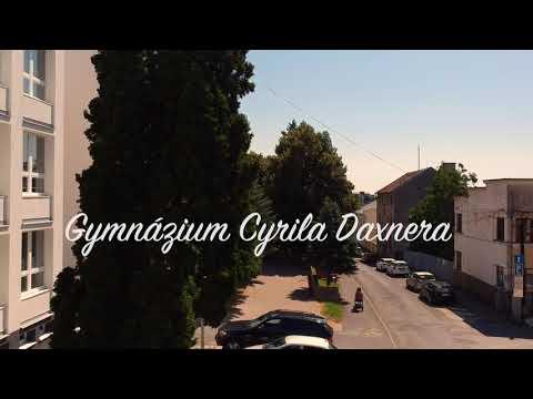 Drone video of Gymnázium Cyrila Daxnera