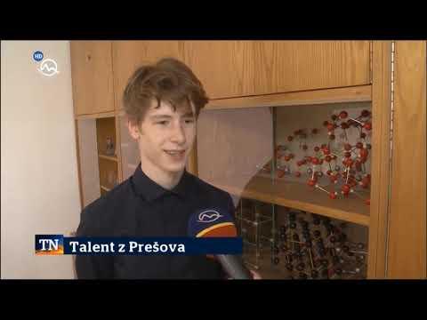 Talent z Prešova