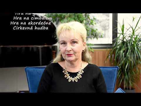 Bratislavské Konzervatórium na Tolstého sa predstavuje 3/3