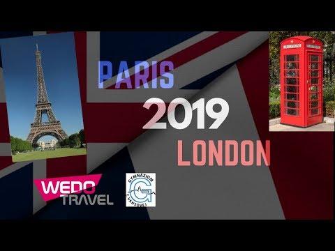 Paríž, Londýn 2019