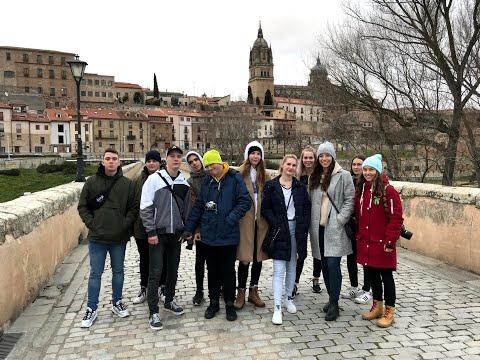 Erasmus+ Salamanca 2020 Espana